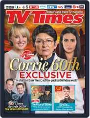 TV Times (Digital) Subscription December 5th, 2020 Issue