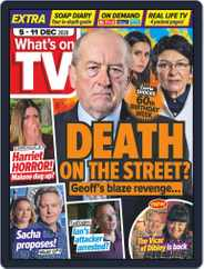 What's on TV (Digital) Subscription December 5th, 2020 Issue