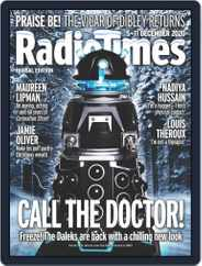 Radio Times (Digital) Subscription December 5th, 2020 Issue