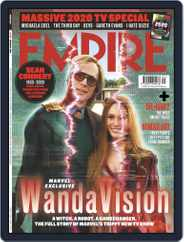 Empire (Digital) Subscription January 1st, 2021 Issue