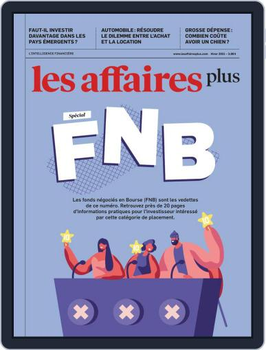 Les Affaires Plus October 27th, 2020 Digital Back Issue Cover