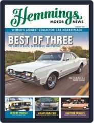 Hemmings Motor News (Digital) Subscription January 1st, 2021 Issue