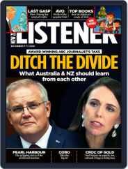 New Zealand Listener (Digital) Subscription November 1st, 2020 Issue