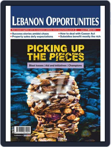 Lebanon Opportunities November 23rd, 2020 Digital Back Issue Cover