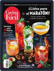Cocina Fácil (Digital) Subscription December 1st, 2020 Issue