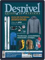Desnivel (Digital) Subscription December 1st, 2020 Issue