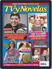 TV y Novelas México (Digital) Subscription November 30th, 2020 Issue