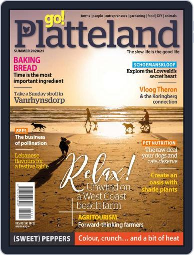 go! Platteland November 12th, 2020 Digital Back Issue Cover