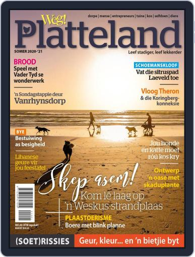 Weg! Platteland (Digital) November 12th, 2020 Issue Cover