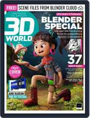 3D World (Digital) Subscription January 1st, 2021 Issue