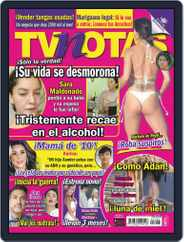 TvNotas (Digital) Subscription December 1st, 2020 Issue