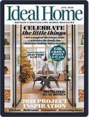 Ideal Home (Digital) Subscription January 1st, 2021 Issue