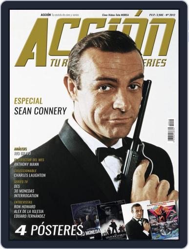 Accion Cine-video (Digital) December 1st, 2020 Issue Cover