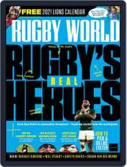 Rugby World (Digital) Subscription January 1st, 2021 Issue