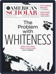 The American Scholar (Digital) Subscription November 1st, 2020 Issue