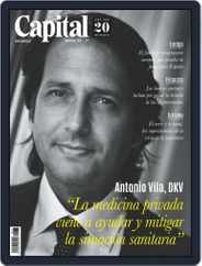 Capital Spain (Digital) Subscription November 1st, 2020 Issue