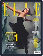 Elle Portugal (Digital) Subscription January 1st, 2021 Issue