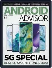 Android Advisor (Digital) Subscription December 1st, 2020 Issue
