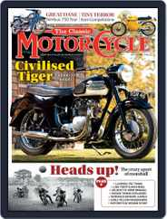 The Classic MotorCycle (Digital) Subscription January 1st, 2021 Issue