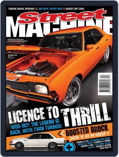 Street Machine (Digital) December 15th, 2020 Issue Cover