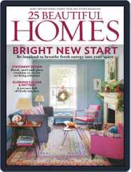 25 Beautiful Homes (Digital) Subscription January 1st, 2021 Issue