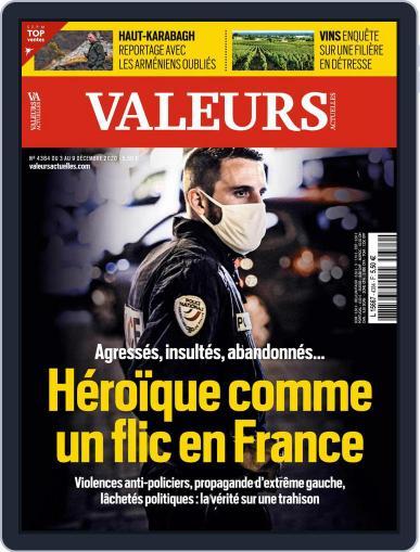 Valeurs Actuelles (Digital) December 3rd, 2020 Issue Cover
