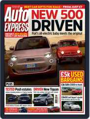 Auto Express (Digital) Subscription December 2nd, 2020 Issue