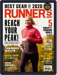 Runner's World UK (Digital) Subscription January 1st, 2021 Issue