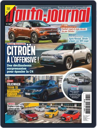 L'auto-journal (Digital) December 16th, 2020 Issue Cover