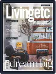 Living Etc (Digital) Subscription January 1st, 2021 Issue