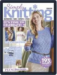 Simply Knitting (Digital) Subscription January 1st, 2021 Issue