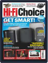 Hi-Fi Choice (Digital) Subscription January 1st, 2021 Issue