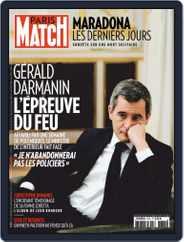 Paris Match (Digital) Subscription December 3rd, 2020 Issue