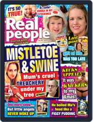 Real People (Digital) Subscription December 10th, 2020 Issue