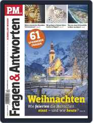 P.M. Fragen & Antworten (Digital) Subscription December 1st, 2020 Issue