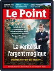 Le Point (Digital) Subscription December 3rd, 2020 Issue