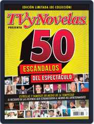 TV y Novelas México (Digital) Subscription December 1st, 2020 Issue
