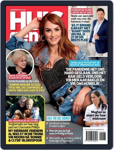 Huisgenoot (Digital) December 10th, 2020 Issue Cover