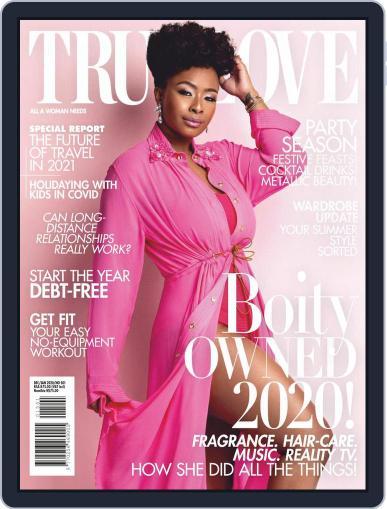 True Love (Digital) December 1st, 2020 Issue Cover