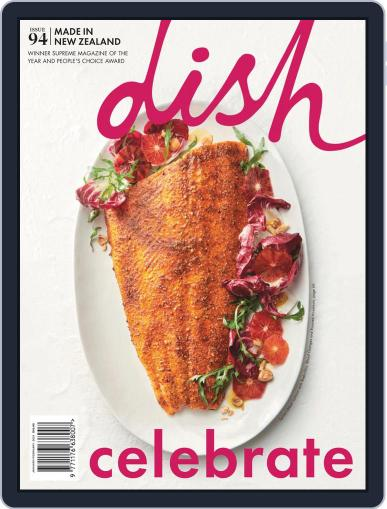 Dish (Digital) January 1st, 2021 Issue Cover