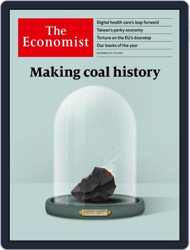 The Economist Asia Edition (Digital) December 5th, 2020 Issue Cover