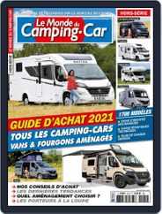 Le Monde Du Camping-car (Digital) Subscription November 12th, 2020 Issue