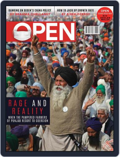 Open India December 4th, 2020 Digital Back Issue Cover