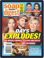 Soap Opera Digest (Digital) Subscription December 14th, 2020 Issue