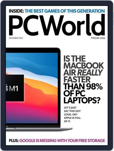 PCWorld (Digital) December 1st, 2020 Issue Cover