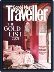 Conde Nast Traveller UK (Digital) Subscription January 1st, 2021 Issue