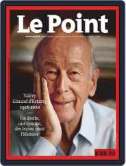 Le Point (Digital) Subscription December 4th, 2020 Issue