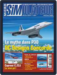 Micro Simulateur (Digital) Subscription December 1st, 2020 Issue
