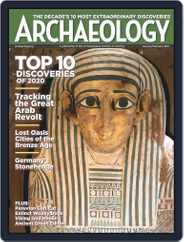 ARCHAEOLOGY (Digital) Subscription January 1st, 2021 Issue