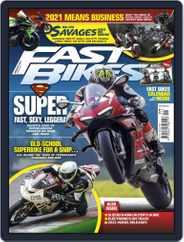 Fast Bikes (Digital) Subscription January 1st, 2021 Issue
